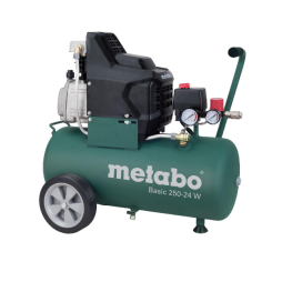 COMPRESOR – METABO BASIC 250 – 24 W